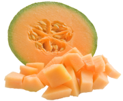 Cantaloupe Melon PNG Clipart