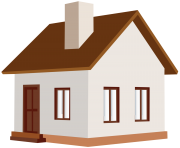 House PNG Clip Art2193