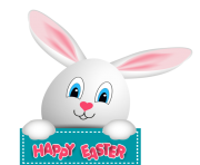 Easter Bunny PNG Clip Art
