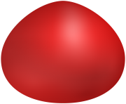 Red Easter Egg PNG Clip Art
