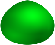 Green Easter Egg PNG Clip Art