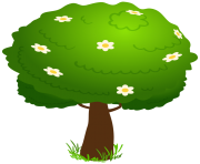 Cartoon Deco Tree PNG Clipart Kid