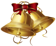 Christmas Bells PNG Clipa