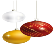 Christmas Ball PNG Clipart