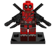 deadpool marvel lego clip art