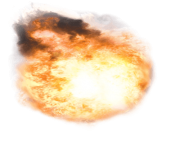 large muzzle flash png transparent