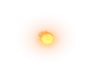 circle muzzle flash png transparent