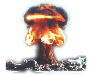 photo nuclear explosion png transparent