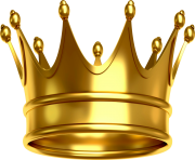Crown gold hd png clipart