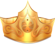 gold crown png original background transparent