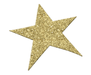 golden star gold png hollywood image