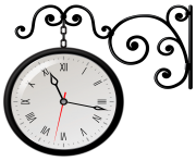 clock png free images rh clipart info Alarm Clock Transparent Clock Transparent Background