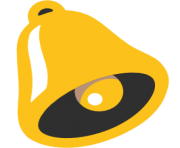 emoji android bell