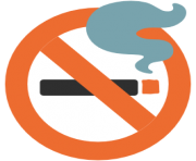 emoji android no smoking symbol