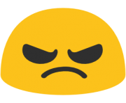 emoji android angry face