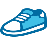 emoji android athletic shoe