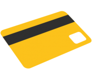 emoji android credit card