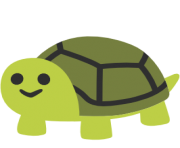 emoji android turtle