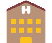 emoji android hotel