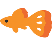 emoji android tropical fish