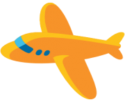 emoji android airplane