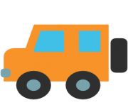 emoji android recreational vehicle