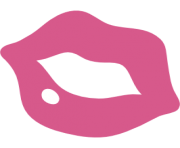 emoji android kiss mark