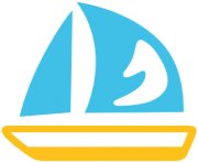 emoji android sailboat