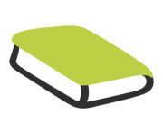 emoji android green book