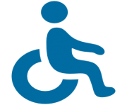 emoji android wheelchair symbol