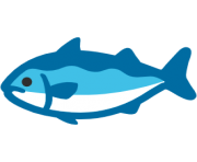 emoji android fish