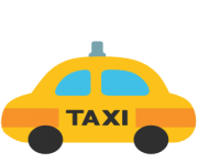 emoji android taxi