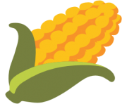 emoji android ear of maize