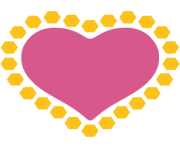 emoji android heart decoration