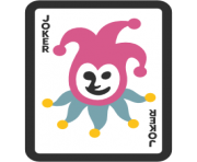 emoji android playing card black joker