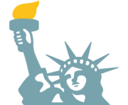 emoji android statue of liberty