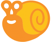 emoji android snail