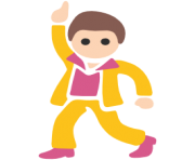 emoji android dancer
