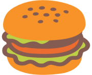 emoji android hamburger