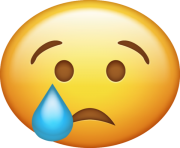 Crying Emoji Png Icon