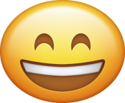 Emoji Png Icon Happy large