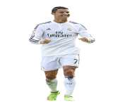 ronaldo cr7 madrid png