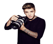 justin bieber high quality png