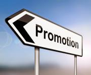 post promotions sign clip art