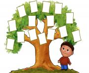 Family Tree Clip art mi familia tree