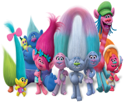 Trolls Png Snack Pack