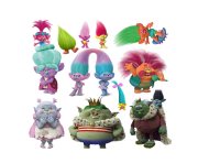 trolls movie png poppy free