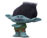 Trolls Branch Transparent PNG Image