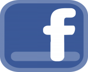 Facebook icon clipart round