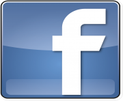 facebook clipart light blue